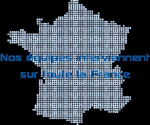 Nos équipes interviennent sur toute la France